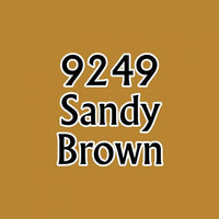 Reaper Paint: Sandy Brown (09249)