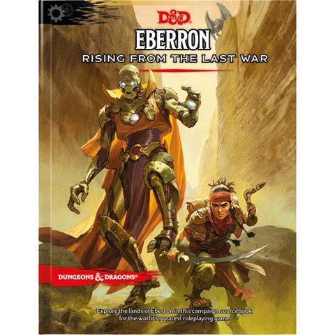 Dungeons and Dragons RPG: Eberron Rising of the Last War
