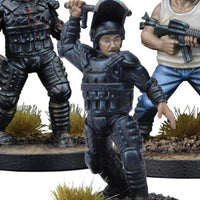 Walking Dead All Out War: Glenn Prison Guard Booster