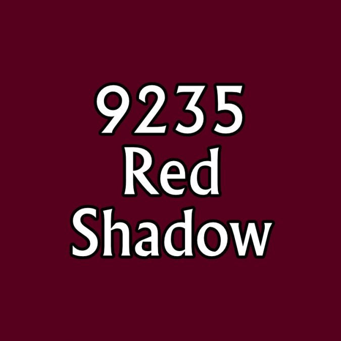Reaper Paint: Red Shadow (09235)