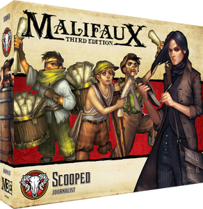Malifaux: Guild Scooped (23119)