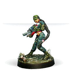 Infinity: Ariadna Chasseurs (Adhesive-Launcher)