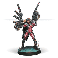 Infinity: Combined Army Special Operative Ko Dali
