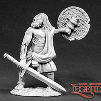 Reaper Dark Heaven Legends: Highlander Zombie (02362)