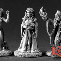 Dark Heaven Legends: DHL Classics Female Wizards (03375)