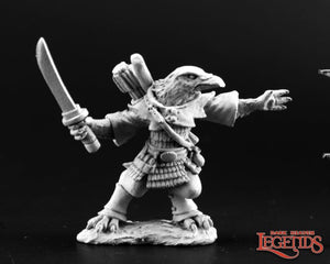 Reaper Dark Heaven Legends: Tengu Rogue (03698)