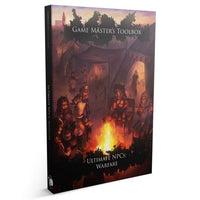 Game Masters Toolbox: Warfare Ultimate NPC Guide Hardcover