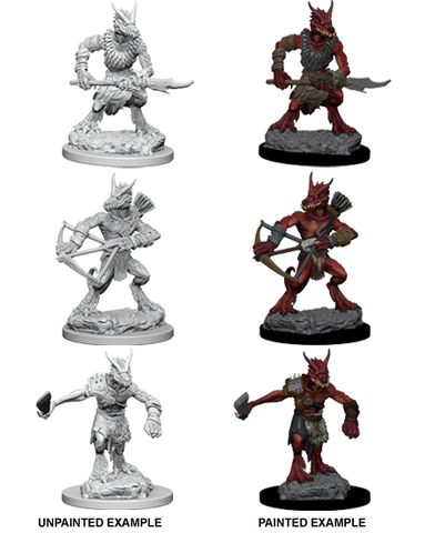 Nolzur's Marvelous Miniatures: Kobolds (72557)