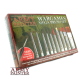 The Army Painter: Wargame Mega Brush Set