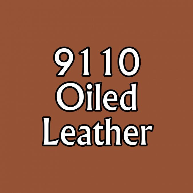 Reaper Paint: Oiled Leather (09110)