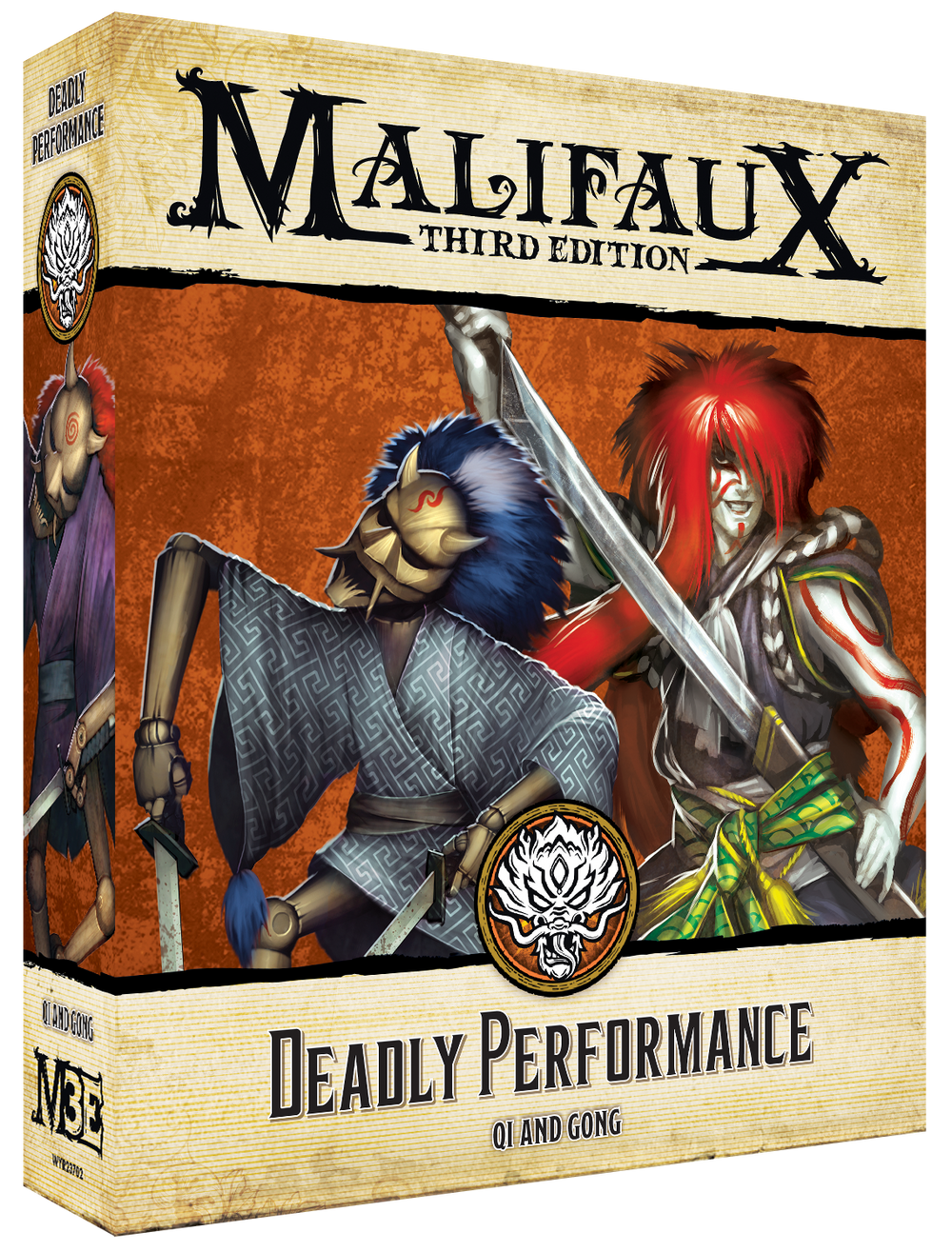 Malifaux: Ten Thunders Deadly Performance (23702)