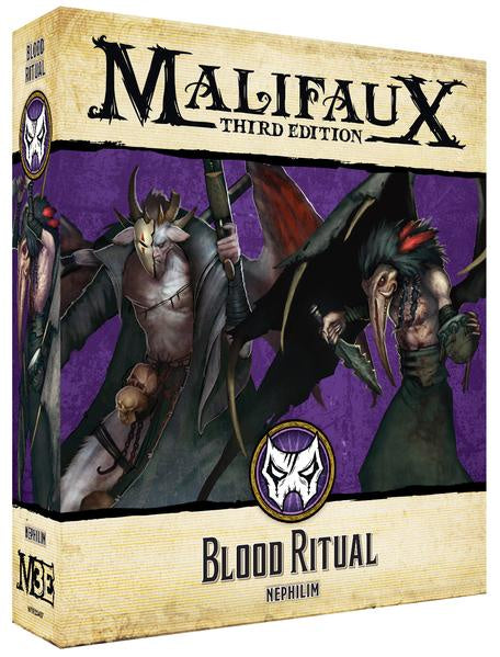 Malifaux: Neverborn Blood Ritual (23417)