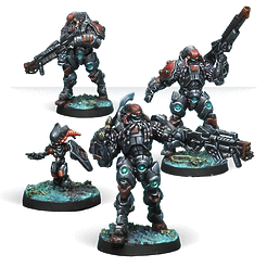 Infinity: Combined Army Suryats, Assault Heavy Infantry