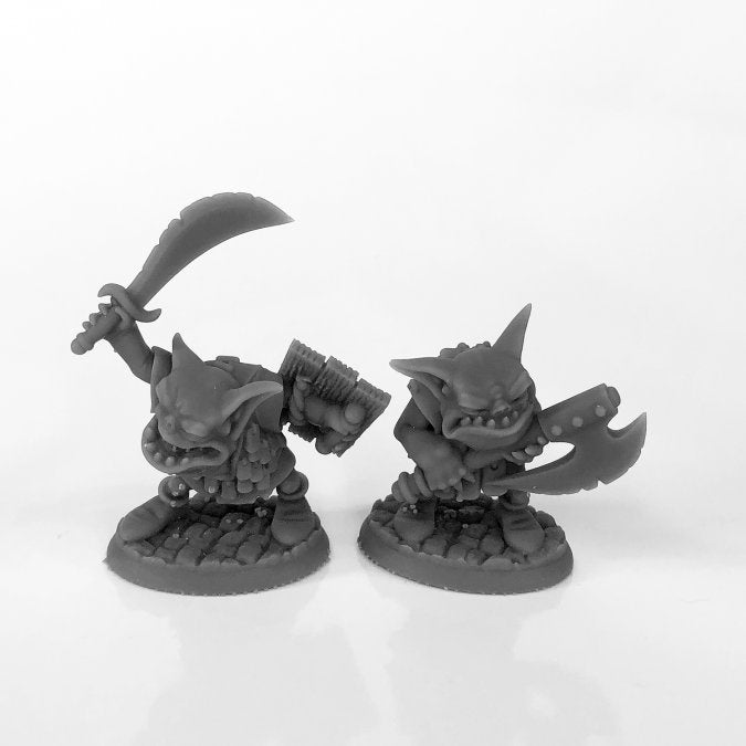 Reaper Dark Hevens Legends: Norker Warriors (04034)