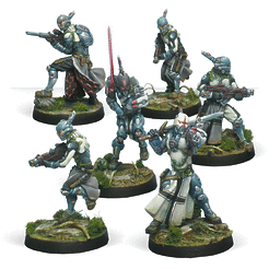 Infinity: PanOceania Military Order (PanOceania Sectorial Starter Pack)