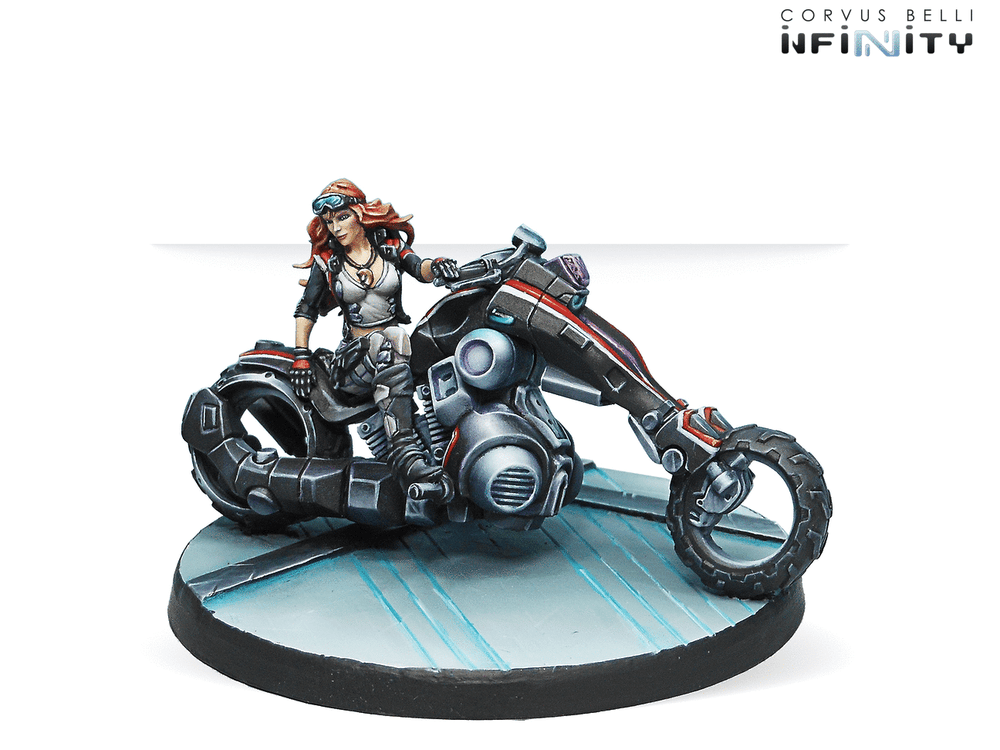 Infinity: ALEPH: Special Edition Penthesilea Amazon Warrioress