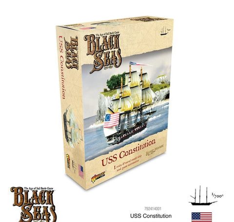 Black Seas : USS Constitution