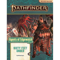 Pathfinder RPG: Adventure Path Agents of edgewater Part 2 Sixty Feet Under (90158)
