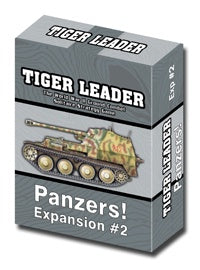 Tiger Leader: Panzers Expansion