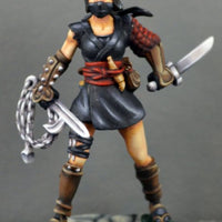 Reaper Dark Heaven Legends: Kiri Female Ninja (03812)
