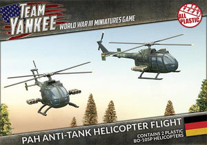 Team Yankee: West German: BO-106P Heliocopters (TGBX12)
