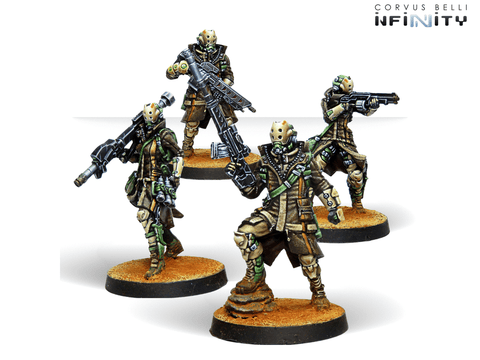 Infinity: Haqqiaslam: Zhayeden Intervention Troops (281402)
