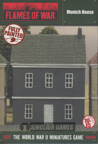 Battlefield in a Box: European House: Munich (BB159)
