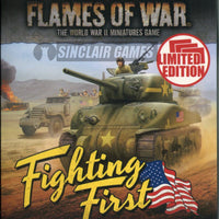 Flames of War: Mid War: United States: Fighting First Unit Cards (FW243U)