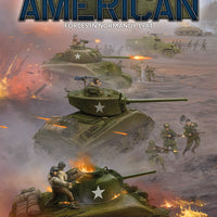 Flames of War: Late War; United States: D-Day Americans Hardcover (FW262)