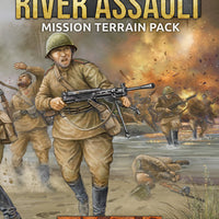 Flames of War Late War: Bagration River Assault Mission Terrain Pack (FW266A)