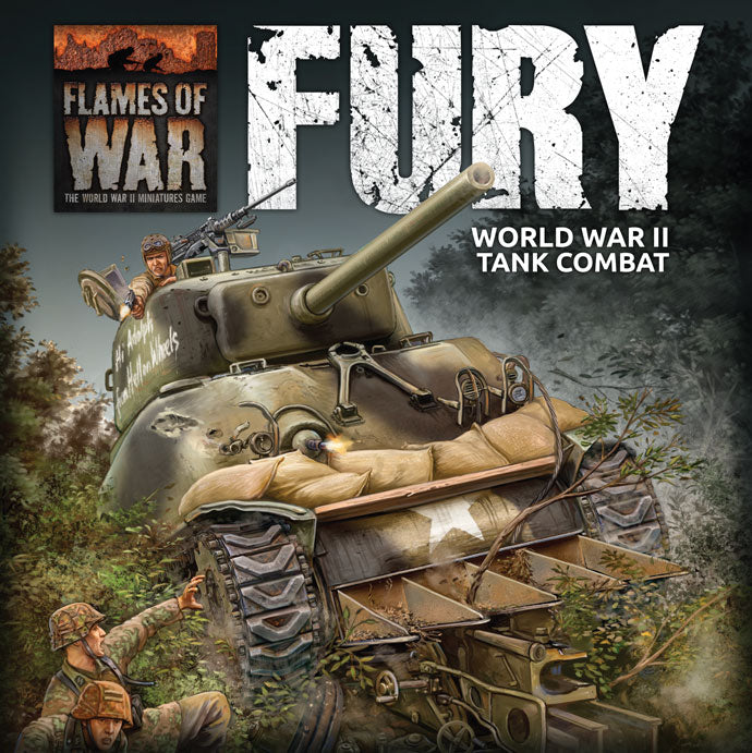 Flames of War: Late War: Fury Starter Box (FWBX10)