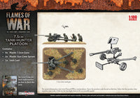 Flames of War: Mid War: German: 7.5cm Tank Hunter Platoon (GBX116)