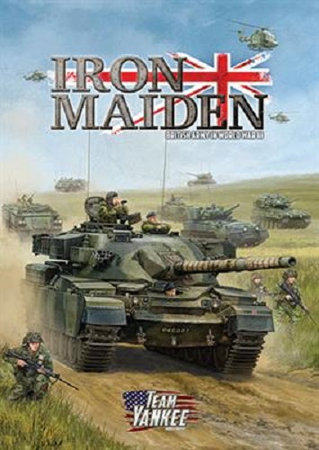 Team Yankee: British: Iron Maiden (FW907)