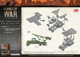 Flames of War: Mid War: Soviet: Katyusha Guards Rocket Battery (SBX44)