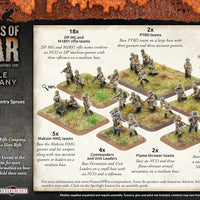 Flames of War: Mid War: Soviet: Rifle Company (SBX50)