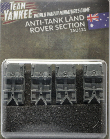 Team Yankee: Australian: Land Rover Anti Tank Section (TAU121)