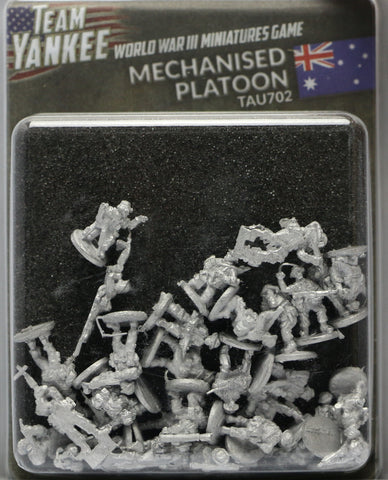 Team Yankee: Australian: Mechanized Platoon (TAU702)