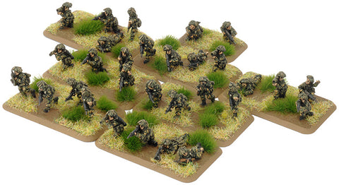 Team Yankee: British: Mechanized Platoon (TBR702)