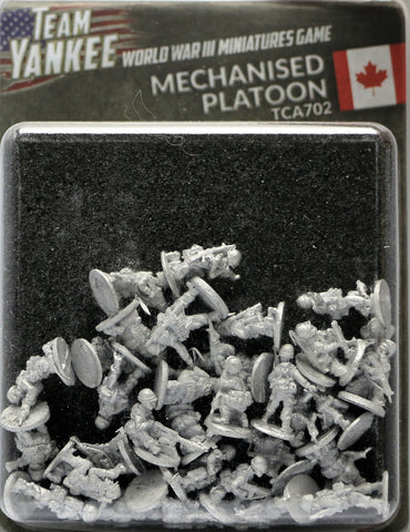 Team Yankee: Canadian: Mechanized Platoon (TCA702)