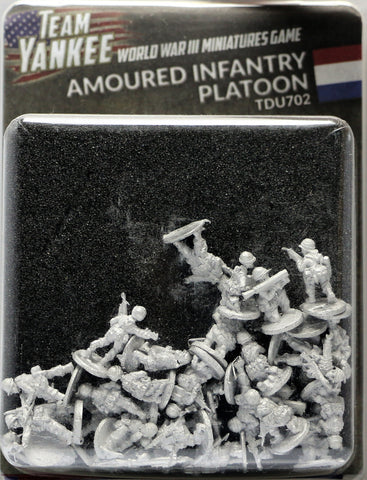 Team Yankee: Dutch: Armored Infantry Platoon (TDU702)