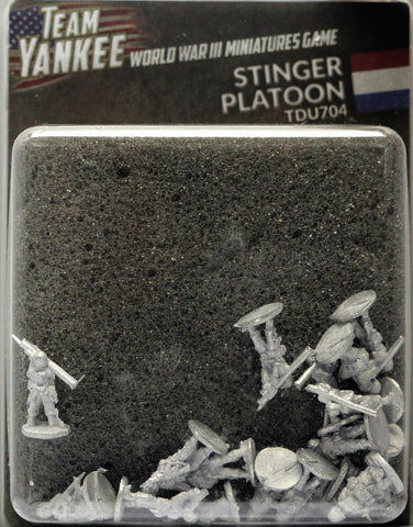 Team Yankee: Dutch: Stinger Missle Platoon (TDU704)
