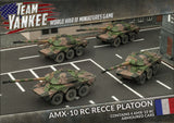 Team Yankee: French: AMX-10 RC Recce Platoon (TFBX05)