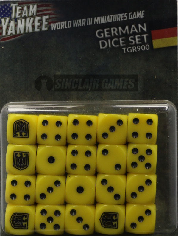 Team Yankee: West German: Dice (TGR900)