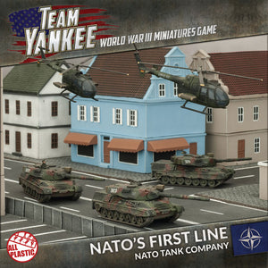 Team Yankee: NATO's First Line Army Box (TNAAB1)