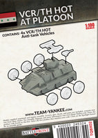 Team Yankee: Oil War: Iraq: VCR/TH HOT Anti-Tank Platoon (TQBX02)