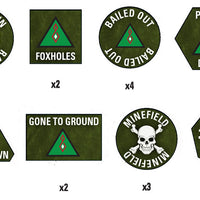 Team Yankee: Oil War: Iraq: Token Set (TTK12)
