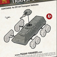 Team Yankee: Warsaw Pact: OT-64 Transport (TWBX03)