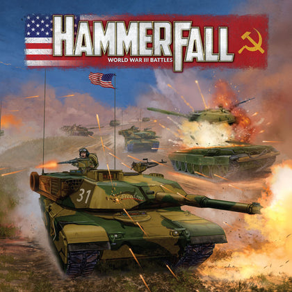 Team Yankee: Hammerfall Two Player Starter Box (TYBX01)
