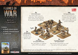 Flames of War: Mid War: United States: Rifle Company (UBX58)