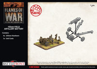 Flames of War: Late War: United States: 105mm Field Artillery Battery (UBX77)